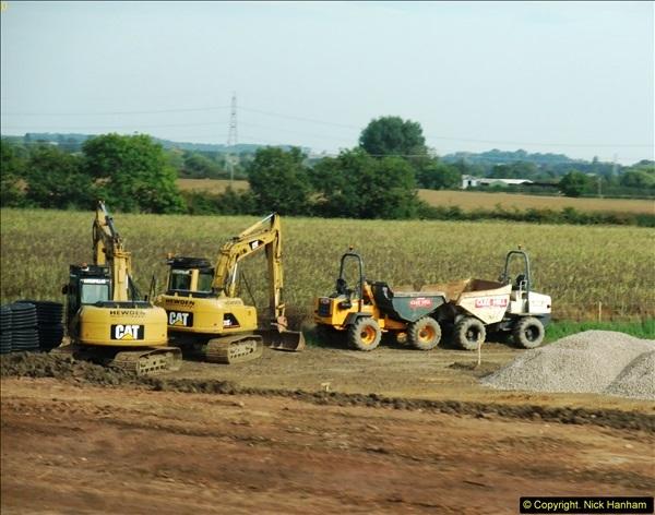2013-09-27 Road works near Nottingham.  (1)198