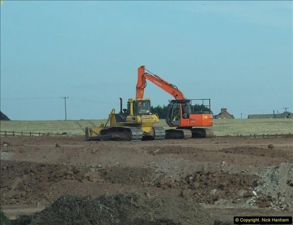 2013-09-27 Road works near Nottingham.  (27)224