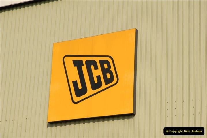 2012-04-16 JCB Visit. Rocester, Staffordshire.  (7)0007