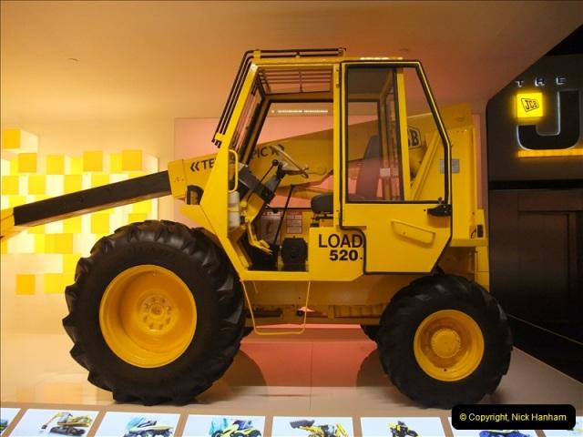 2012-04-16 JCB Visit. Rocester, Staffordshire.  (48)0048