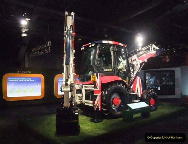 2012-04-16 JCB Visit. Rocester, Staffordshire.  (78)0078