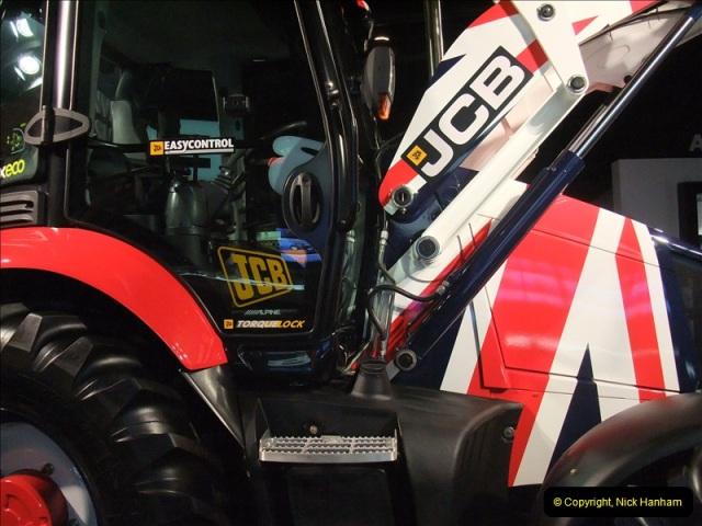 2012-04-16 JCB Visit. Rocester, Staffordshire.  (80)0080