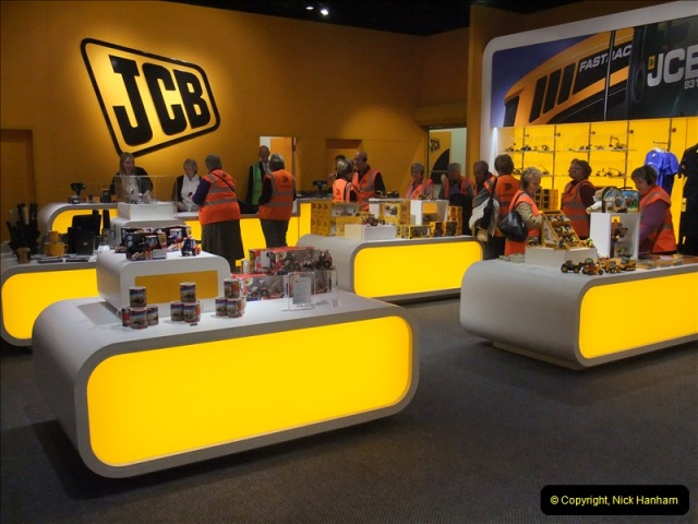 2012-04-16 JCB Visit. Rocester, Staffordshire.  (85)0085