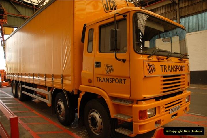 2012-04-16 JCB Visit. Rocester, Staffordshire.  (92)0092