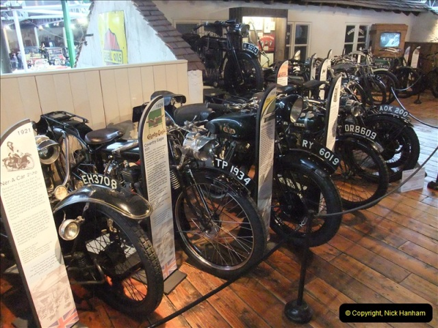 2012-06-25 National Motor Museum, Beaulieu, Hampshire.  (67)067