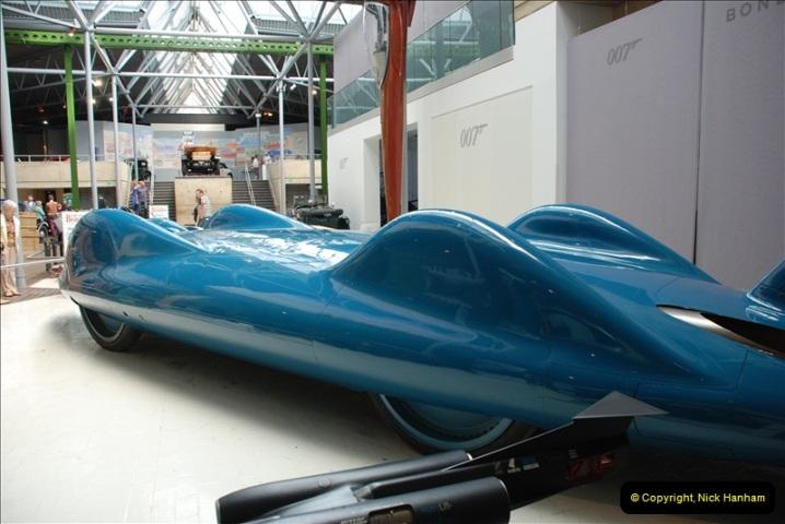 2012-06-25 National Motor Museum, Beaulieu, Hampshire.  (124)124