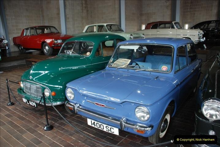 2012-06-25 National Motor Museum, Beaulieu, Hampshire.  (200)200