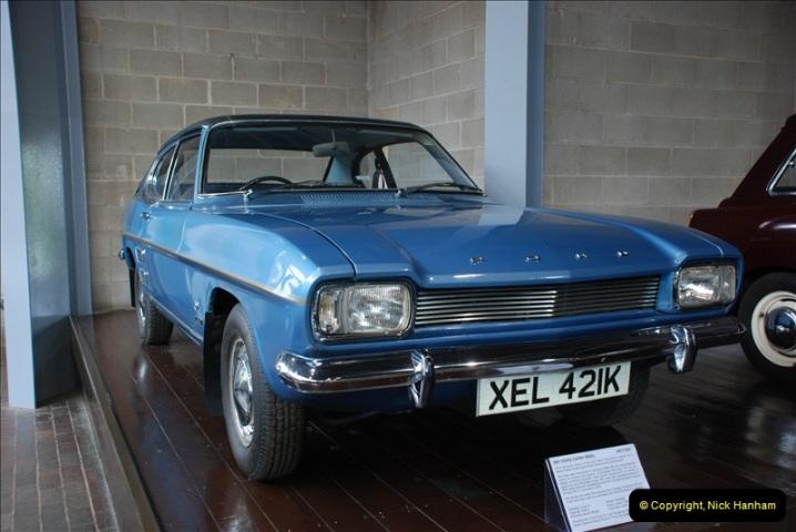 2012-06-25 National Motor Museum, Beaulieu, Hampshire.  (203)203