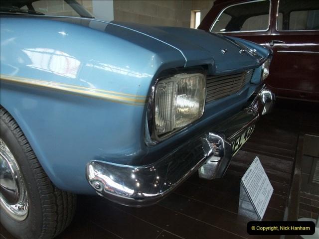 2012-06-25 National Motor Museum, Beaulieu, Hampshire.  (210)210