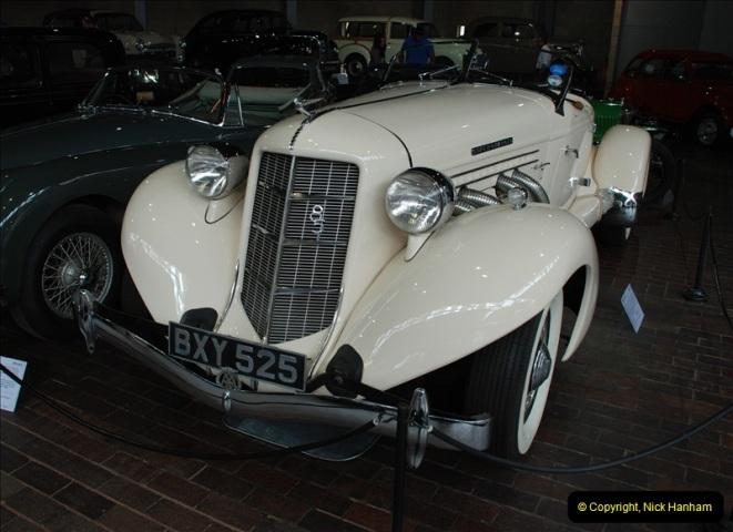 2012-06-25 National Motor Museum, Beaulieu, Hampshire.  (240)240