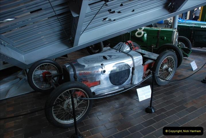 2012-06-25 National Motor Museum, Beaulieu, Hampshire.  (248)248
