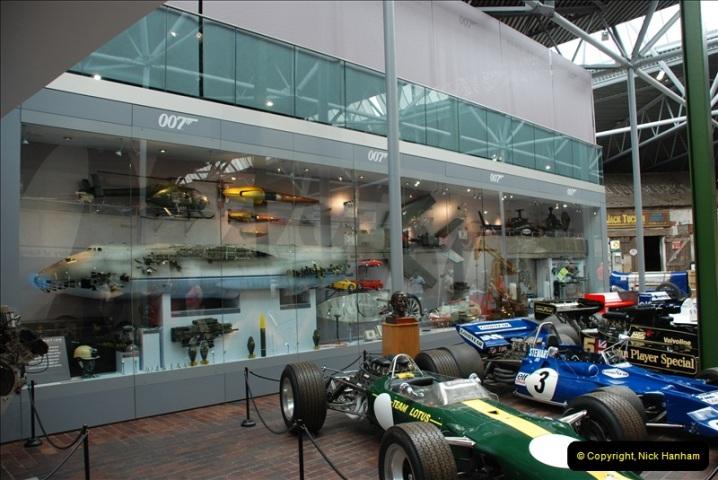2012-06-25 National Motor Museum, Beaulieu, Hampshire.  (252)252
