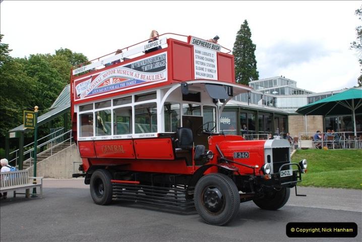 2012-06-25 National Motor Museum, Beaulieu, Hampshire.  (276)276