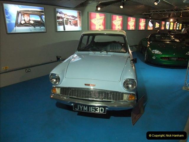2012-06-25 National Motor Museum, Beaulieu, Hampshire.  (296)296