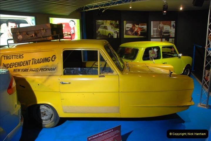 2012-06-25 National Motor Museum, Beaulieu, Hampshire.  (300)300