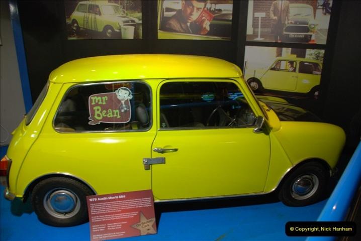 2012-06-25 National Motor Museum, Beaulieu, Hampshire.  (301)301