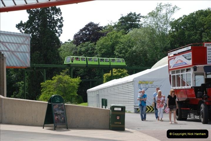 2012-06-25 National Motor Museum, Beaulieu, Hampshire.  (366)366