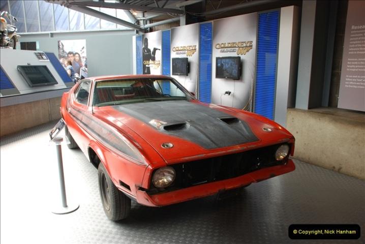 2012-06-25 The James Bond 007 Land, Sea & Air Collection.  (39)419
