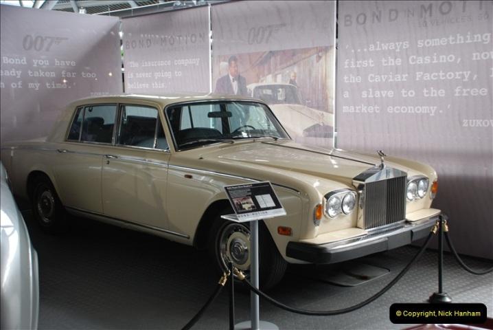 2012-06-25 The James Bond 007 Land, Sea & Air Collection.  (53)433