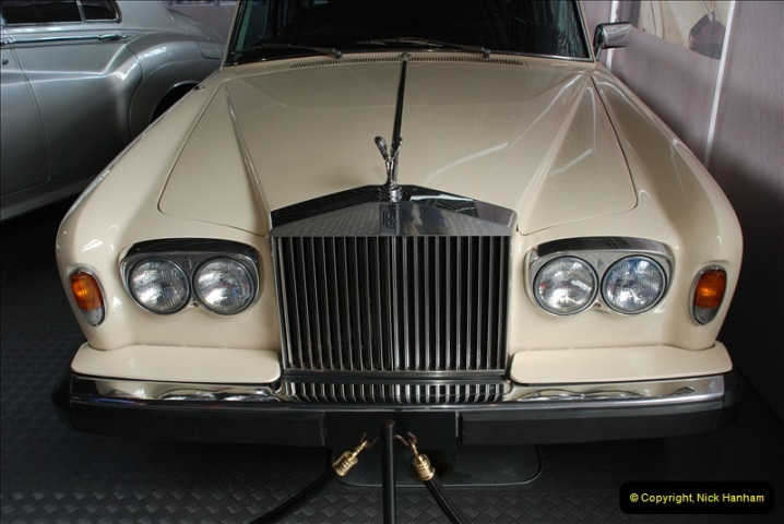 2012-06-25 The James Bond 007 Land, Sea & Air Collection.  (54)434