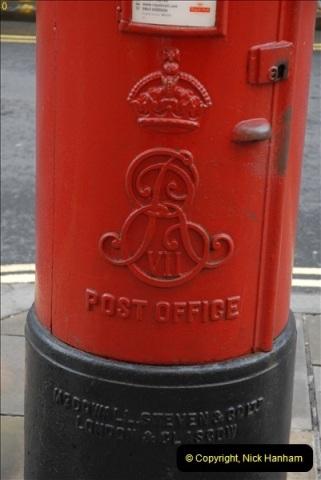 2012-11-23 Salisbury Pillar Boxes, Wiltshire.  (8)061