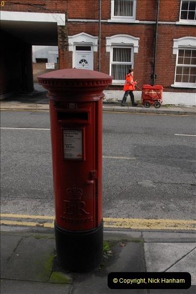 2012-11-23 Salisbury Pillar Boxes, Wiltshire.  (9)062