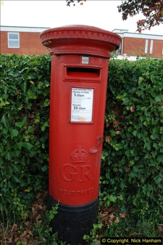 2014-07-20 Alton, Hampshire.  (1)100