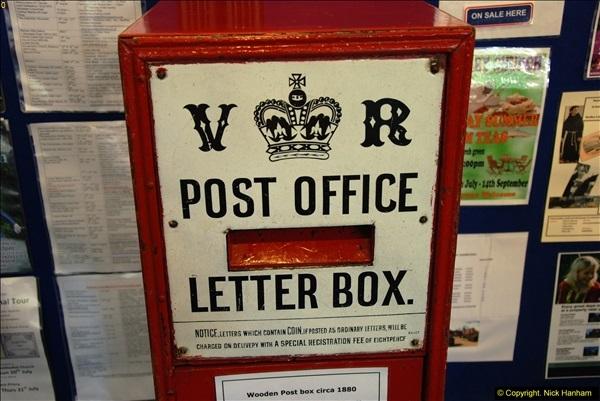 2014-07-25 Wooden PB in Great Malvern, Worcestershire.  (1)111