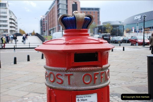 GPO Liverpool 4140