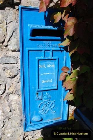 GPO Shepton Mallet, Somerset. (1)158
