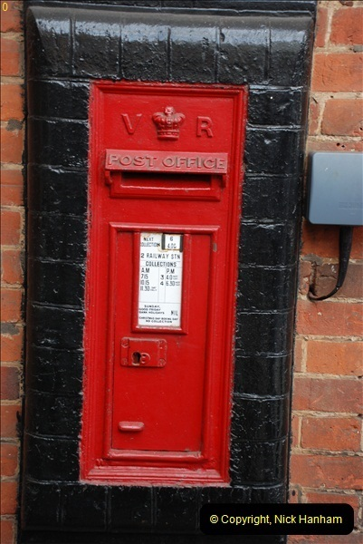 GPO Sheringham NNR161