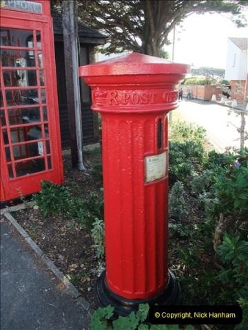 GPO Mudeford, Christchurch.  (6)067