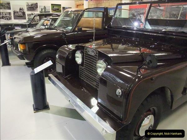 2012-10-28 Trip to Gaydon Heritage Motor Centre, Warwickshire.   (101)101