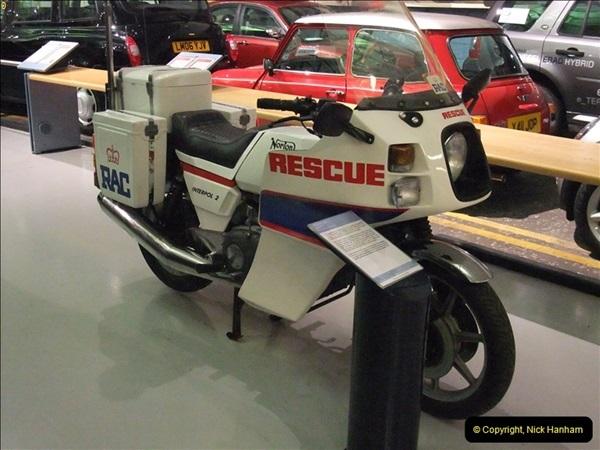 2012-10-28 Trip to Gaydon Heritage Motor Centre, Warwickshire.   (107)107