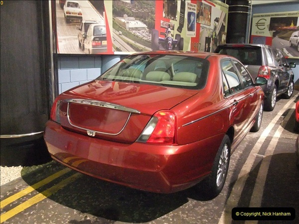 2012-10-28 Trip to Gaydon Heritage Motor Centre, Warwickshire.   (112)112
