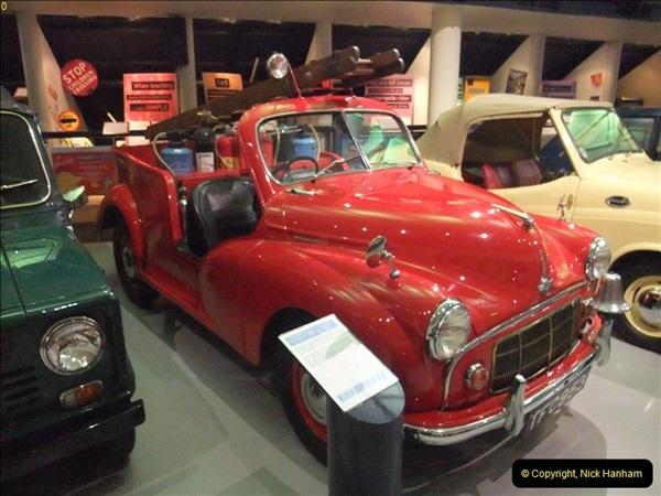 2012-10-28 Trip to Gaydon Heritage Motor Centre, Warwickshire.   (115)115