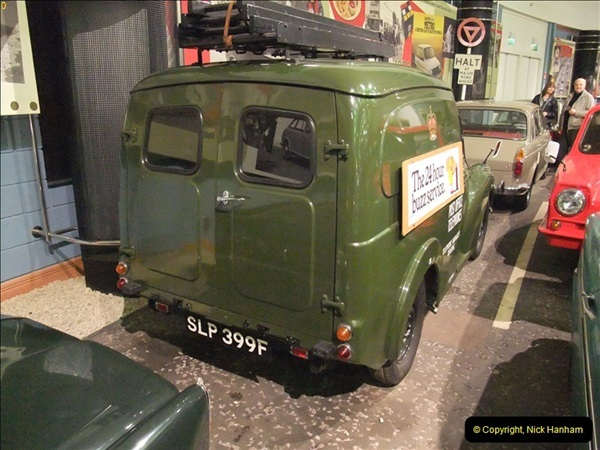 2012-10-28 Trip to Gaydon Heritage Motor Centre, Warwickshire.   (127)127
