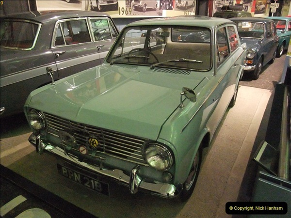 2012-10-28 Trip to Gaydon Heritage Motor Centre, Warwickshire.   (132)132