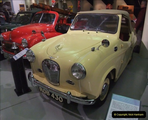 2012-10-28 Trip to Gaydon Heritage Motor Centre, Warwickshire.   (142)142