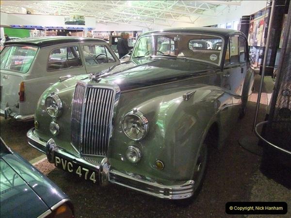 2012-10-28 Trip to Gaydon Heritage Motor Centre, Warwickshire.   (146)146