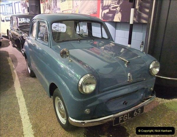 2012-10-28 Trip to Gaydon Heritage Motor Centre, Warwickshire.   (150)150