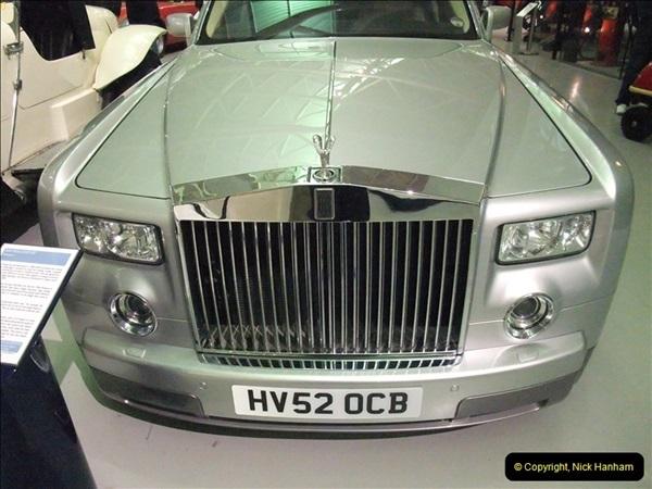 2012-10-28 Trip to Gaydon Heritage Motor Centre, Warwickshire.   (187)187