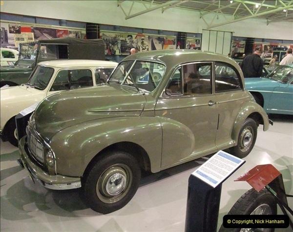 2012-10-28 Trip to Gaydon Heritage Motor Centre, Warwickshire.   (195)195