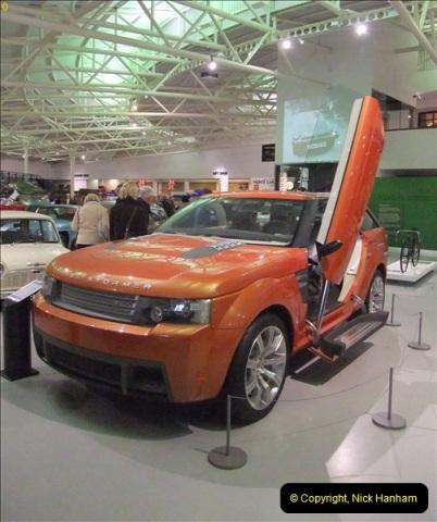 2012-10-28 Trip to Gaydon Heritage Motor Centre, Warwickshire.   (197)197