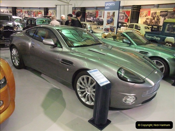 2012-10-28 Trip to Gaydon Heritage Motor Centre, Warwickshire.   (201)201