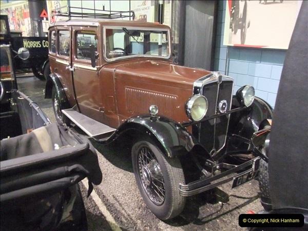 2012-10-28 Trip to Gaydon Heritage Motor Centre, Warwickshire.   (213)213