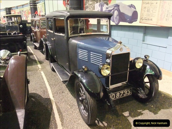 2012-10-28 Trip to Gaydon Heritage Motor Centre, Warwickshire.   (214)214