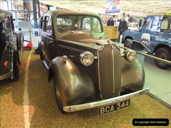 2012-10-28 Trip to Gaydon Heritage Motor Centre, Warwickshire.   (217)217