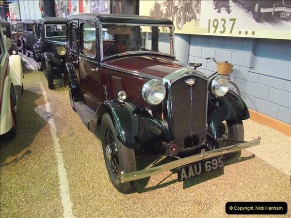 2012-10-28 Trip to Gaydon Heritage Motor Centre, Warwickshire.   (219)219