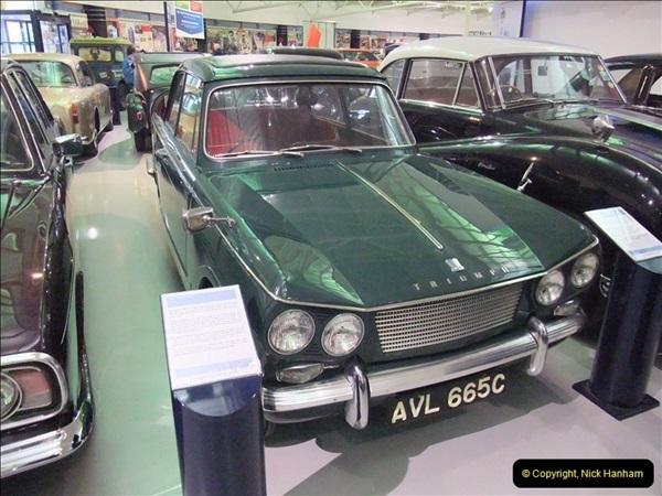 2012-10-28 Trip to Gaydon Heritage Motor Centre, Warwickshire.   (227)227